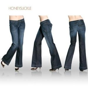 Fidelity Denim Honey Suckle jeans